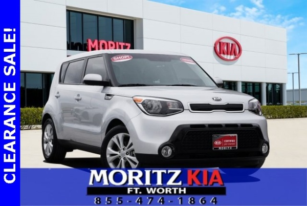2016 Kia Soul in Fort Worth, TX