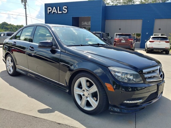 2011 Mercedes-Benz C-Class in Knoxville, TN