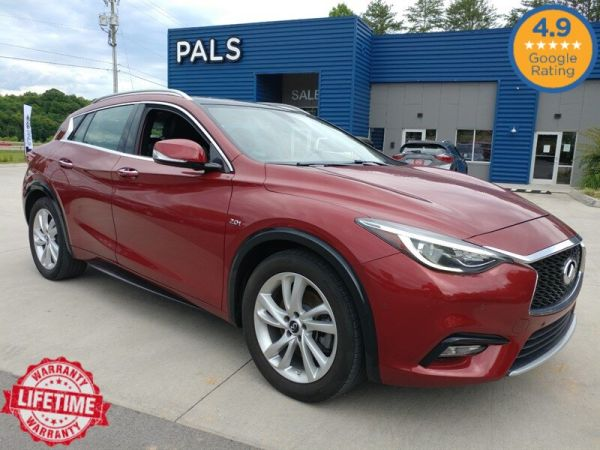 2017 INFINITI QX30 in Knoxville, TN