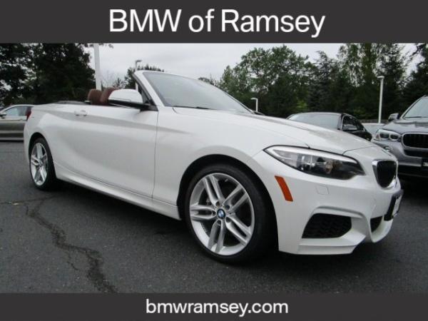 2016 BMW 2 Series Convertible 228i XDrive 32355 Ramsey NJ