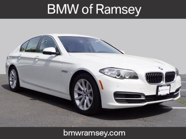 2014 BMW 5 Series in Ramsey, NJ