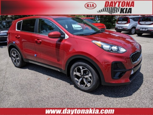 2020 Kia Sportage in Daytona Beach, FL