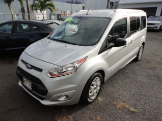 a8a1e44065 2018 Ford Transit Connect Wagon XLT LWB with Rear Symmetrical Doors for Sale  in Kailua