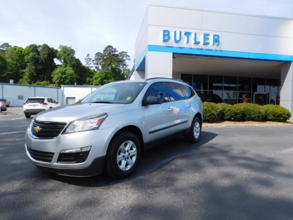 2015 Chevrolet Traverse in Macon, GA