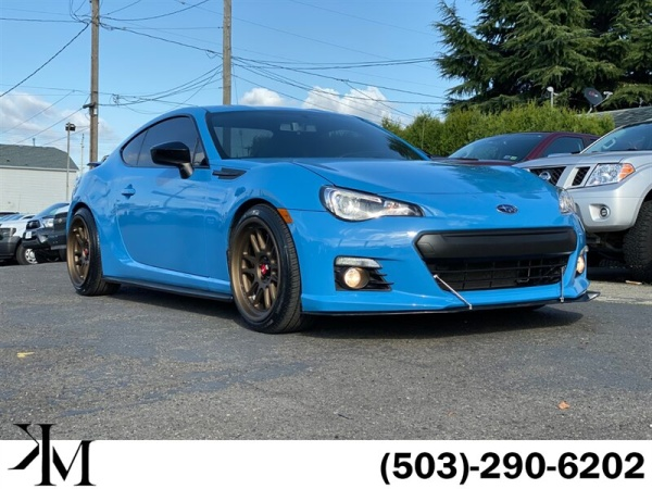 Used Brz For Sale >> Used Subaru Brz For Sale In Portland Or 14 Cars From