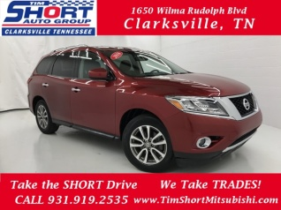 Used 2016 Nissan Pathfinder SV FWD For Sale In Clarksville, TN