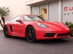 2018 Porsche 718 Cayman S Coupe for Sale in Sarasota, FL
