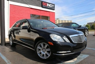 Mercedes Benz Indianapolis >> Used Mercedes Benz E Class For Sale In Indianapolis In