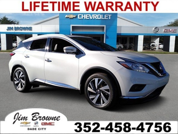 2018 Nissan Murano in Dade City, FL