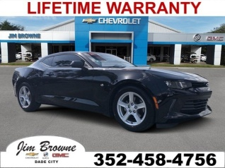 2016 Chevrolet Camaro Lt With 1lt Coupe For In Dade City Fl