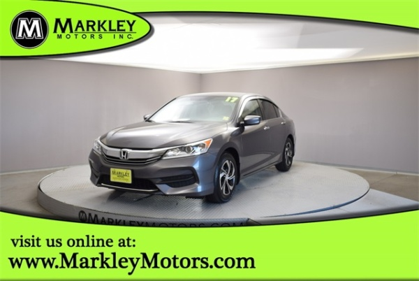 2017 Honda Accord in Fort Collins, CO
