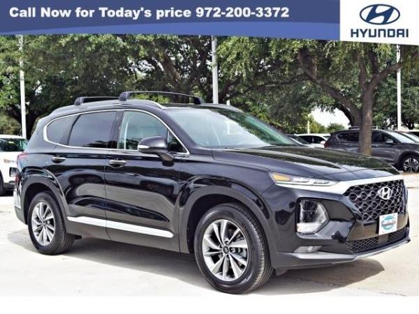 2020 Hyundai Santa Fe in Plano, TX