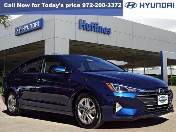 2020 Hyundai Elantra in Plano, TX