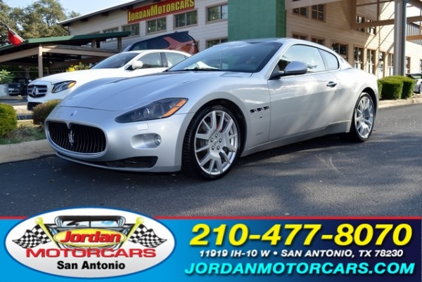 2008 maserati granturismo coupe for sale in san antonio tx truecar. Black Bedroom Furniture Sets. Home Design Ideas