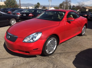 2002 Lexus Sc 430 Convertible For In Colton Ca