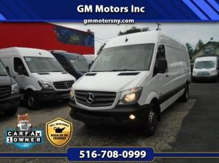 caf32de87105b4 2016 Mercedes-Benz Sprinter Cargo Van 3500 High Roof LWB RWD for Sale in  Baldwin
