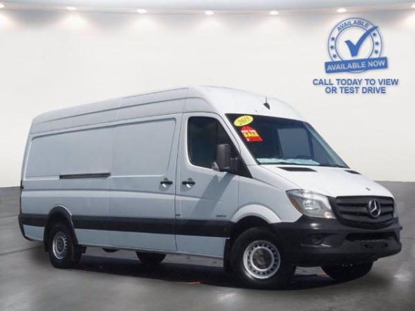 2015 Mercedes-Benz Sprinter Cargo Van in Charlotte, NC