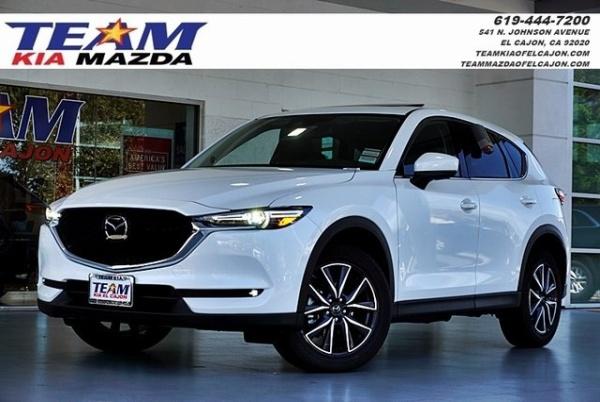 Mazda El Cajon >> 2018 Mazda Cx 5 Grand Touring Fwd For Sale In El Cajon Ca