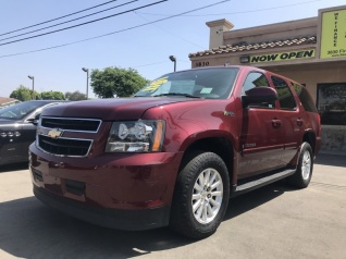 Used 2008 Chevrolet Tahoe Hybrid Rwd For In South Gate Ca