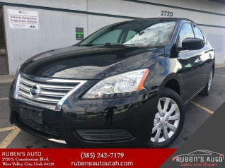 Used 2013 Nissan Sentra SV CVT For Sale In West Valley City, UT