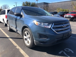 Ford Edge Se Fwd For Sale In San Antonio Tx