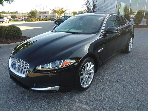 2013 Jaguar XF Standard