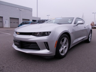 2016 Chevrolet Camaro Lt With 1lt Coupe For In Fayetteville Nc
