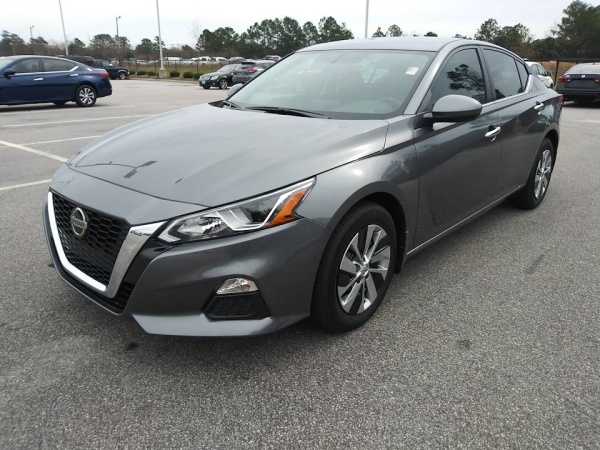 2019 Nissan Altima in Fayetteville, NC