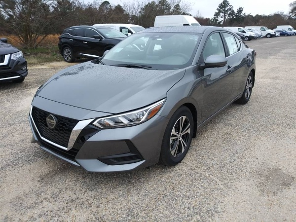 2020 Nissan Sentra in Fayetteville, NC