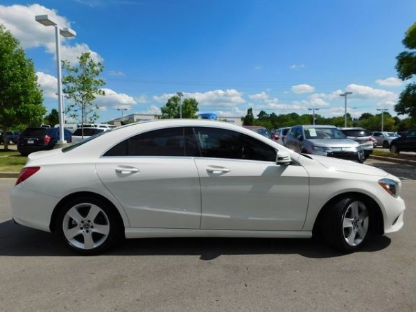 2018 Mercedes-Benz CLA in Cornelius, NC