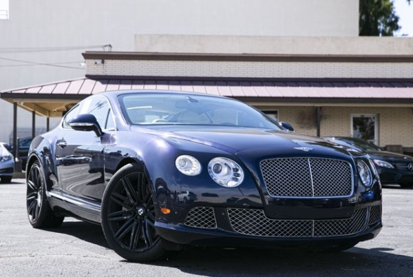 2013 Bentley Continental GT in Rosemead, CA