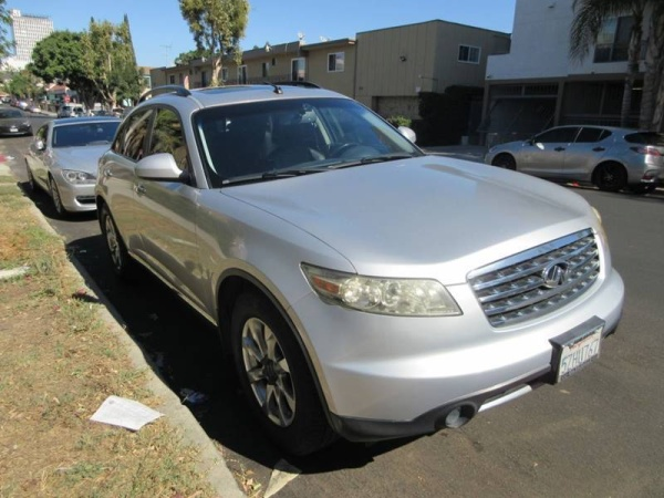2007 INFINITI FX in Los Angeles, CA