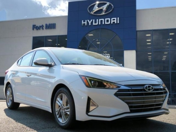 2020 Hyundai Elantra in Fort Mill, SC