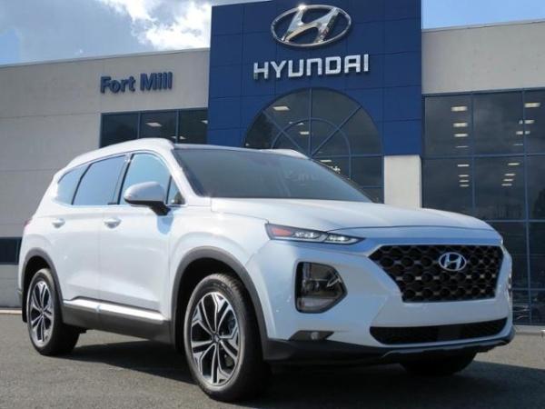 2020 Hyundai Santa Fe in Fort Mill, SC