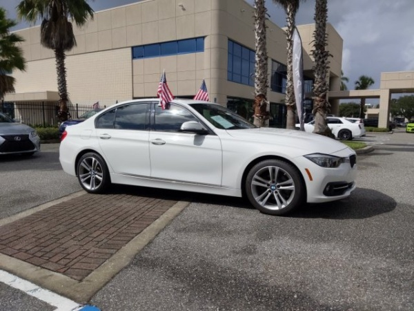 2016 BMW 3 Series in Orlando, FL