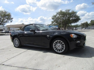 2017 Fiat 124 Spider Clica For In Orlando Fl