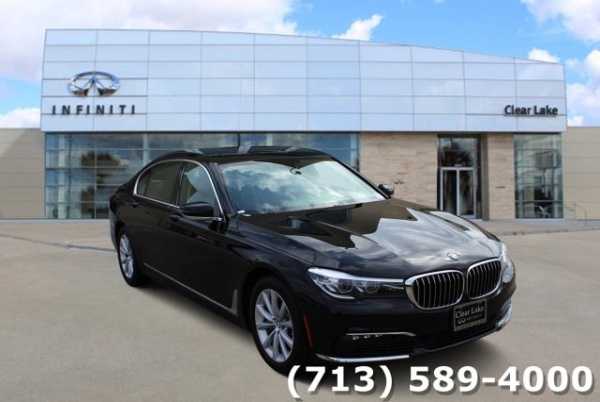 Used Vehicles For Sale In Katy Tx Honda Cars Of Katy: Used BMW 7 Series For Sale In Katy, TX