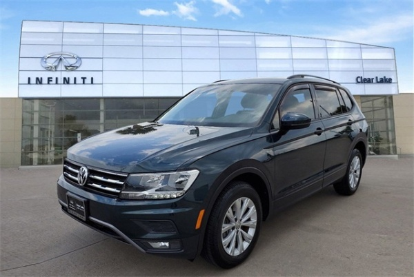 2018 Volkswagen Tiguan in Houston, TX