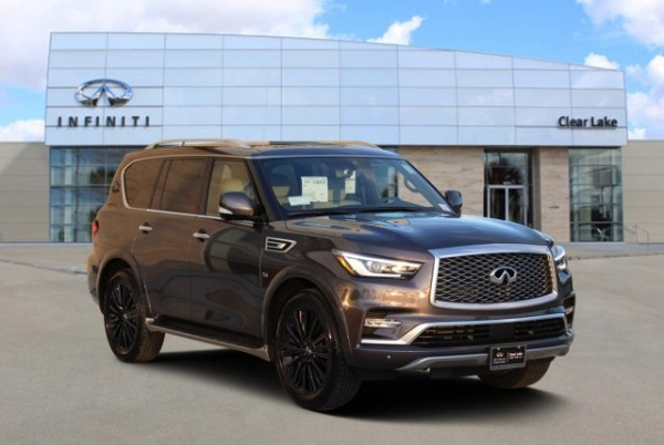 2019 INFINITI QX80 in Houston, TX