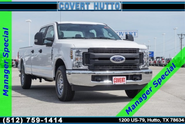 2019 Ford Super Duty F-250 in Hutto, TX