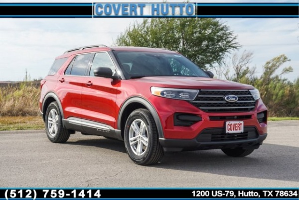 2020 Ford Explorer in Hutto, TX