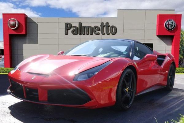 2019 Ferrari 488 in Miami, FL