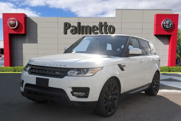 2016 Land Rover Range Rover Sport in Miami, FL