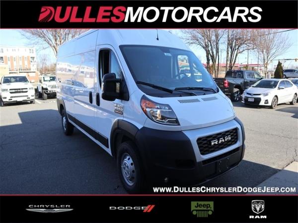 2020 Ram ProMaster Cargo Van in Leesburg, VA