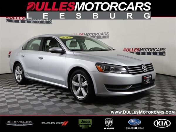 2012 Volkswagen Passat in Leesburg, VA