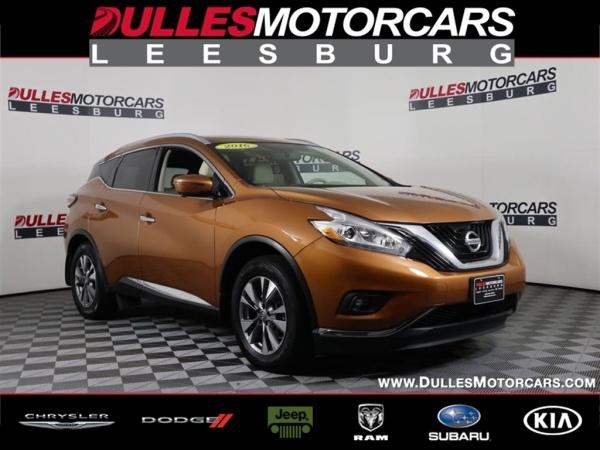 2016 Nissan Murano in Leesburg, VA
