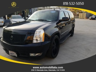 Used Cadillac Escalade For Sale In Los Angeles Ca 208 Used