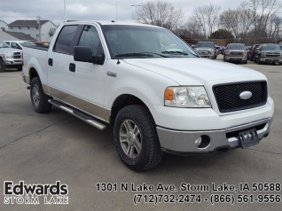Used  Ford F  Xlt Supercrew  Wd For Sale In Storm Lake