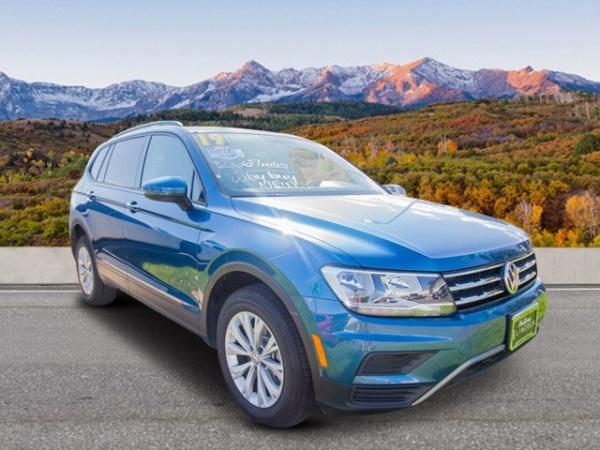 2019 Volkswagen Tiguan in Colorado Springs, CO