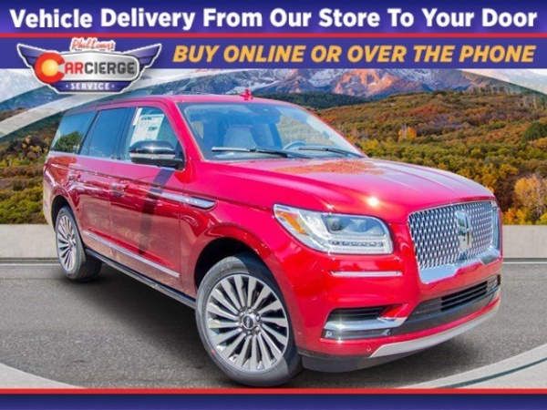 2019 Lincoln Navigator in Colorado Springs, CO